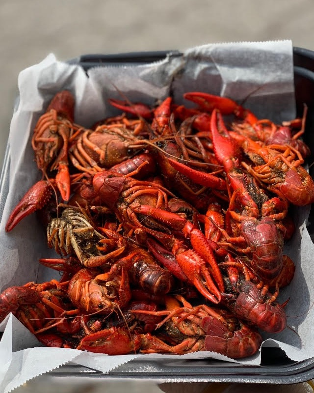 CATERING CAJUN STYLE - Offering Birmingham's Best Crawfish Boils