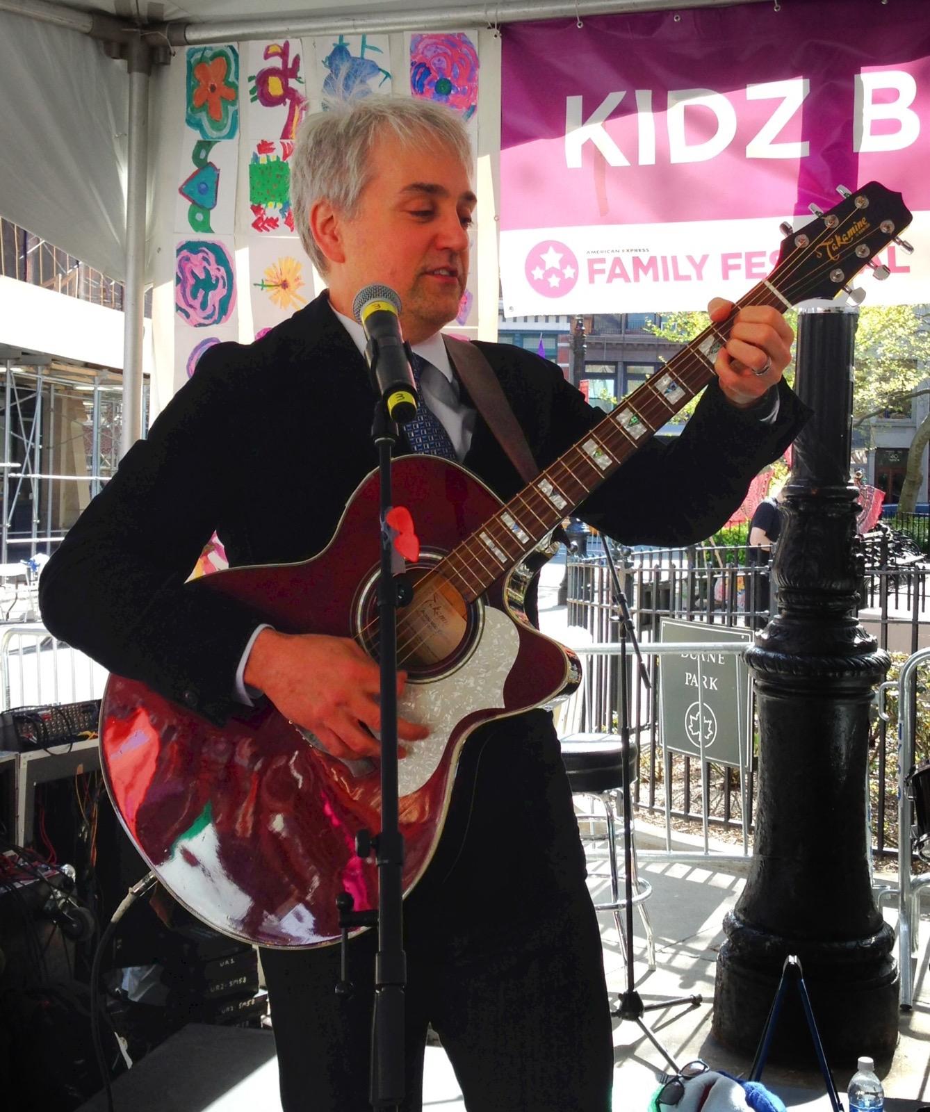 Rock a Baby at Tribeca Film Fest Kids Fest