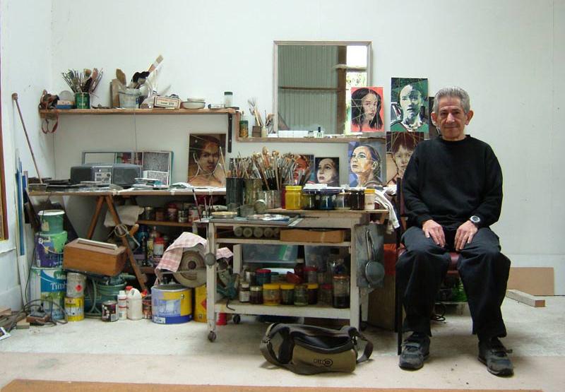 Antonio Muratore: Artist and Pintmaker