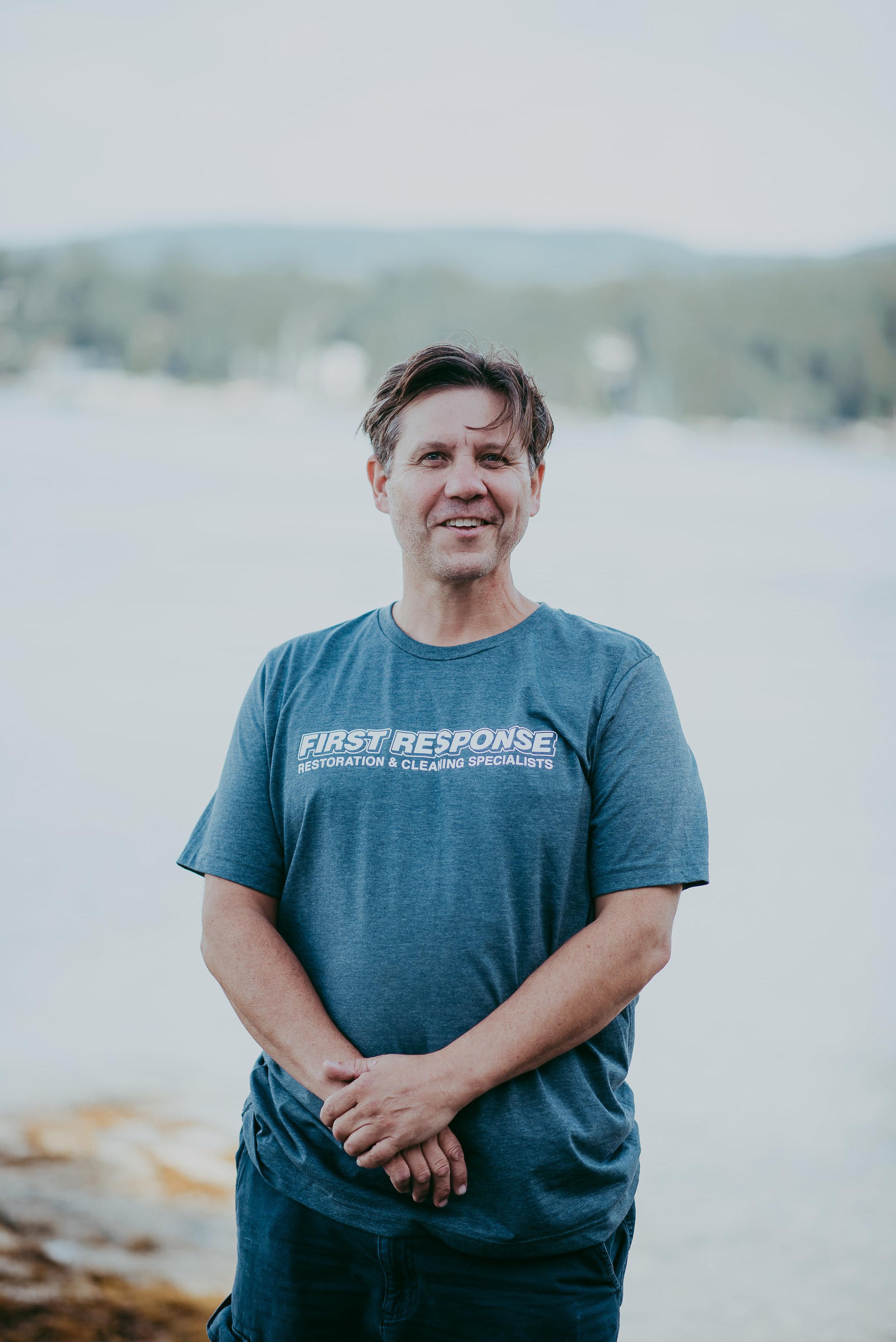 Rob Ewert   Field Manager