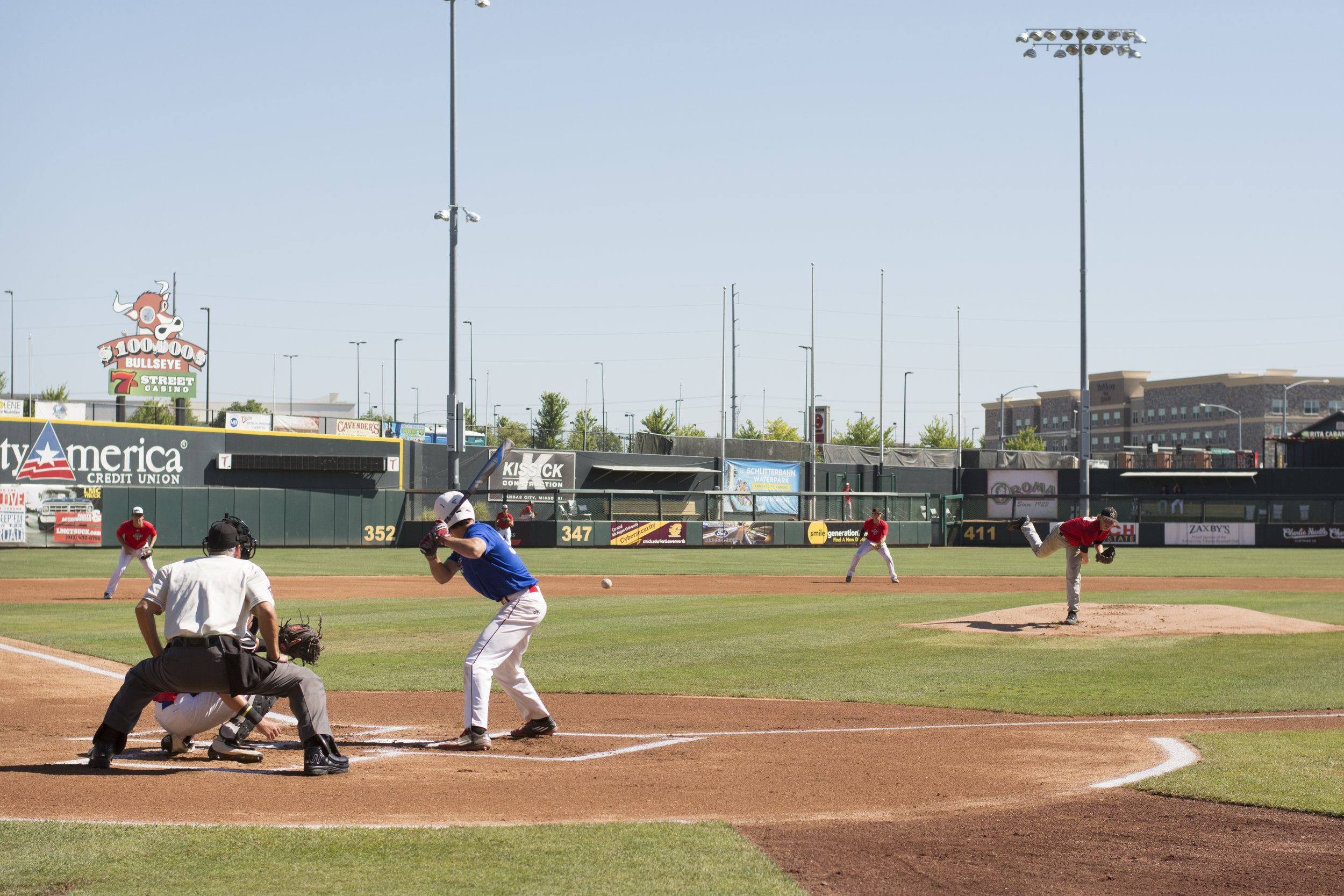 Best in the West Showcase - Phoenix Municipal Stadium -Phoenix, ArizonaOctober 13th, 2019