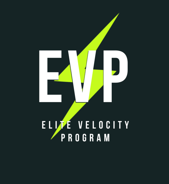 The Elite Velocity Program is the fastest growing off-season workout program designed specifically for baseball players to improve their throwing velocity and their hitting exit velocity. Velocity and power are keys to getting noticed, EVP creates those tools! www.EliteVelocityProgram.com