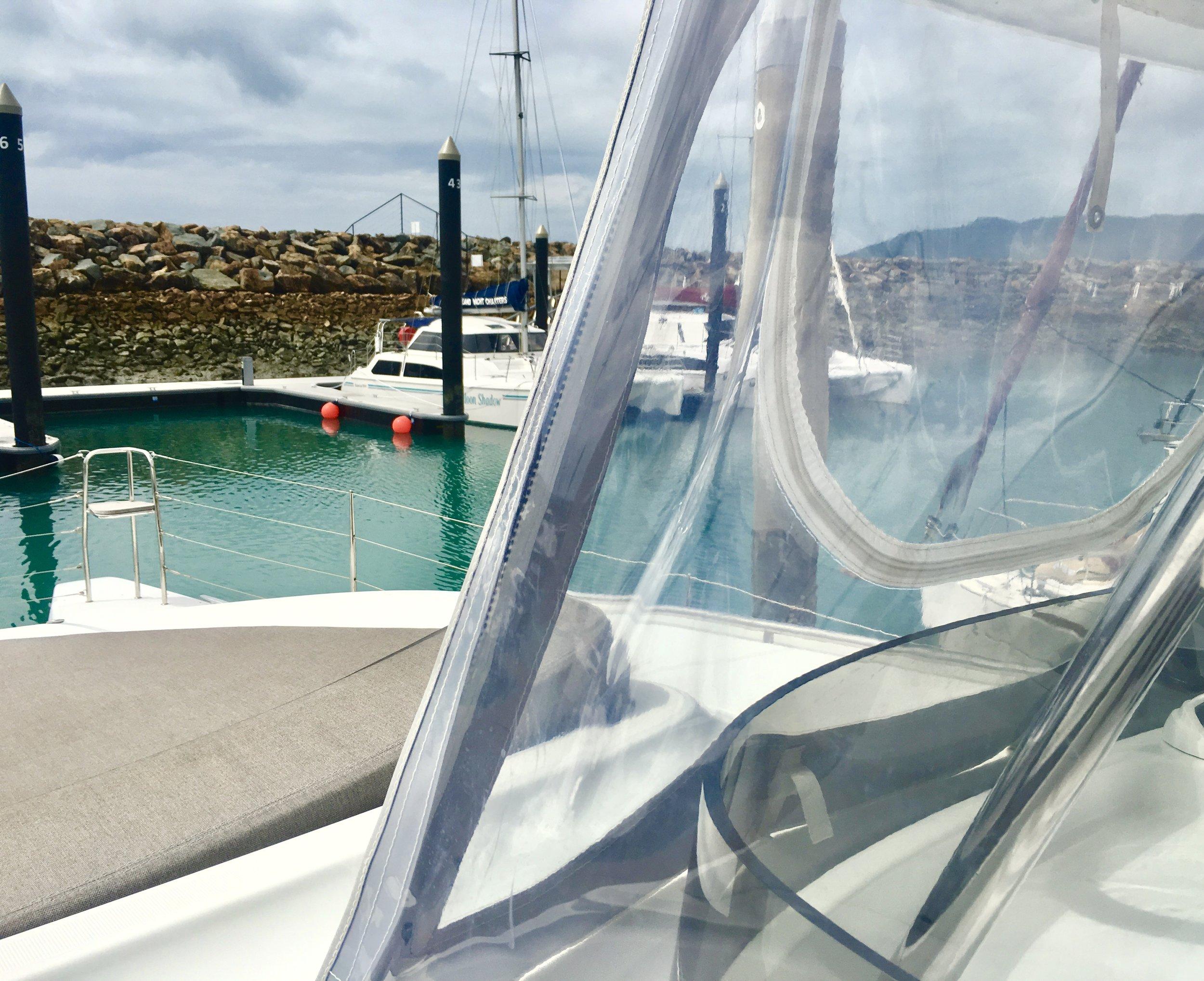 Superyacht Engine Room and Lazarette