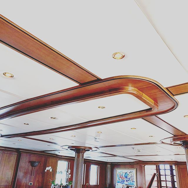 We do interior detailing and clean everything from top to bottom !One of the beautiful vessels we have assisted with interior detailing #detailing #cleaning #interior #charter #bosstrip #boaties #yachties #toptobottom #everything #help #assiting #vesselvare #boatcare #tlc