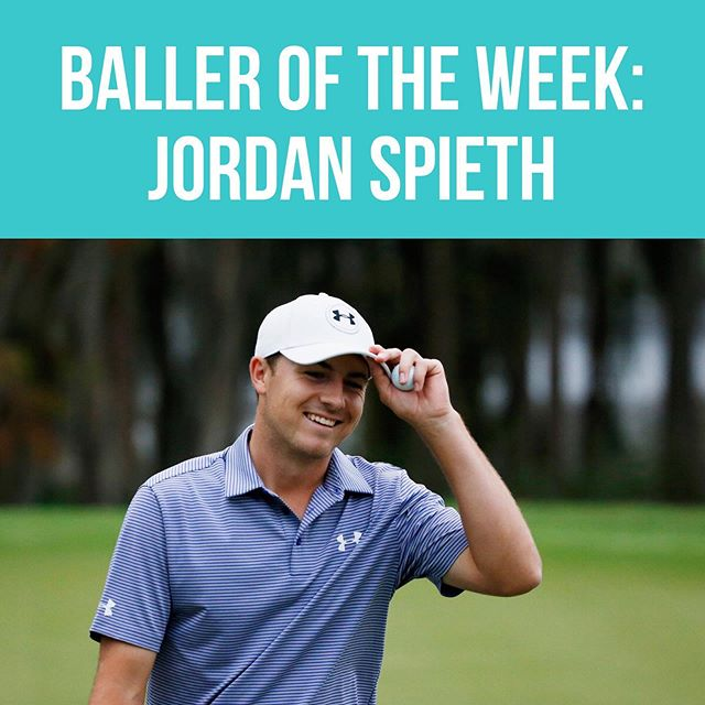 The PGA Tour returns to Dallas at the AT&T Byron Nelson this week. Who can channel their inner Lord Byron and make the birdies down the stretch when it counts? Maybe this is the start of an 11 tournament win streak? Send us your pick in the comments and a favorite for the PGA next week. We'll log a fan choice to see how you stack up. ⛳️ - Baller of the Week: @jordanspieth the hometown kid is back to the site of his first tournament looking to find some consistency and notch a W. The good vibes will see him all the way to the finish. - Back to the Range Bro: @padraigharrington the scrambling king is still struggling to make cuts. He needs to make up the 0.6 strokes he's losing to the field to contend this week. - #golf #gregspicks #dallas #winning #wherestiger #attbyronnelson - - #golfing #golfswing #golfcourse #golflife #instagolf #golfclub #golfstagram #golfers #pga #golfaddict #pgatour #golfchannel #golfday #golfpro #golfislife #golfr #golfball #golfcart #lovegolf #taylormade #sport #golftournament - @therealgolfballin