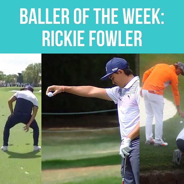 Detroit Golf Club hosts the Rocket Mortgage Classic this week. New course, new event, new champion? Click thru our bio to read our full writeup! ⛳️ - Gregatron's Pick of the Week: @rickiefowler He's not dropping the ball this week. Rickie is an aggressive player and sneaky good with the putter. Bring home that trophy, big fella. - Back to the Range Bro: Ernie Els. The Big Easy needs some more tempo off the tee. He's 165th in strokes gained. Can the Motown vibes help him groove it out? - #golf #gregspicks #detroit #winning #wherestiger #motorcity - - #golfing #golfswing #golfcourse #golflife #instagolf #golfclub #golfstagram #golfers #pga #golfaddict #pgatour #golfchannel #golfday #golfpro #golfislife #golfr #golfball #golfcart #lovegolf #taylormade #sport #golftournament - @therealgolfballin