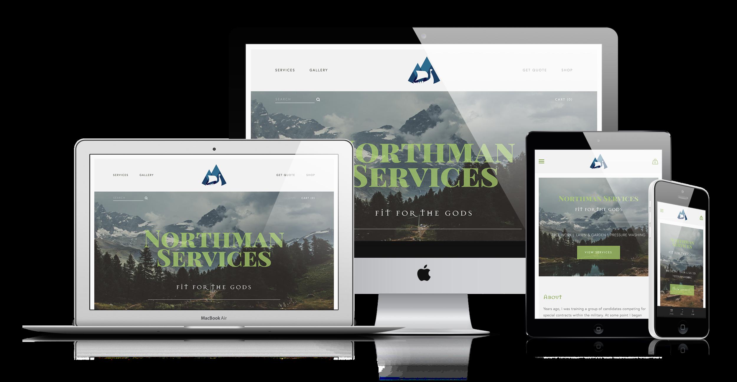 northmanserviceswebsite