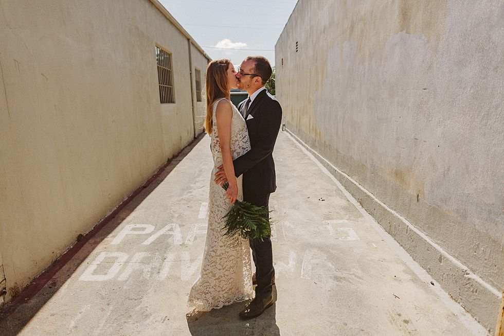 Elopement Photography   Los Angeles, CA   The Griffith Observatory   Jessie Caballero Wedding Photographer