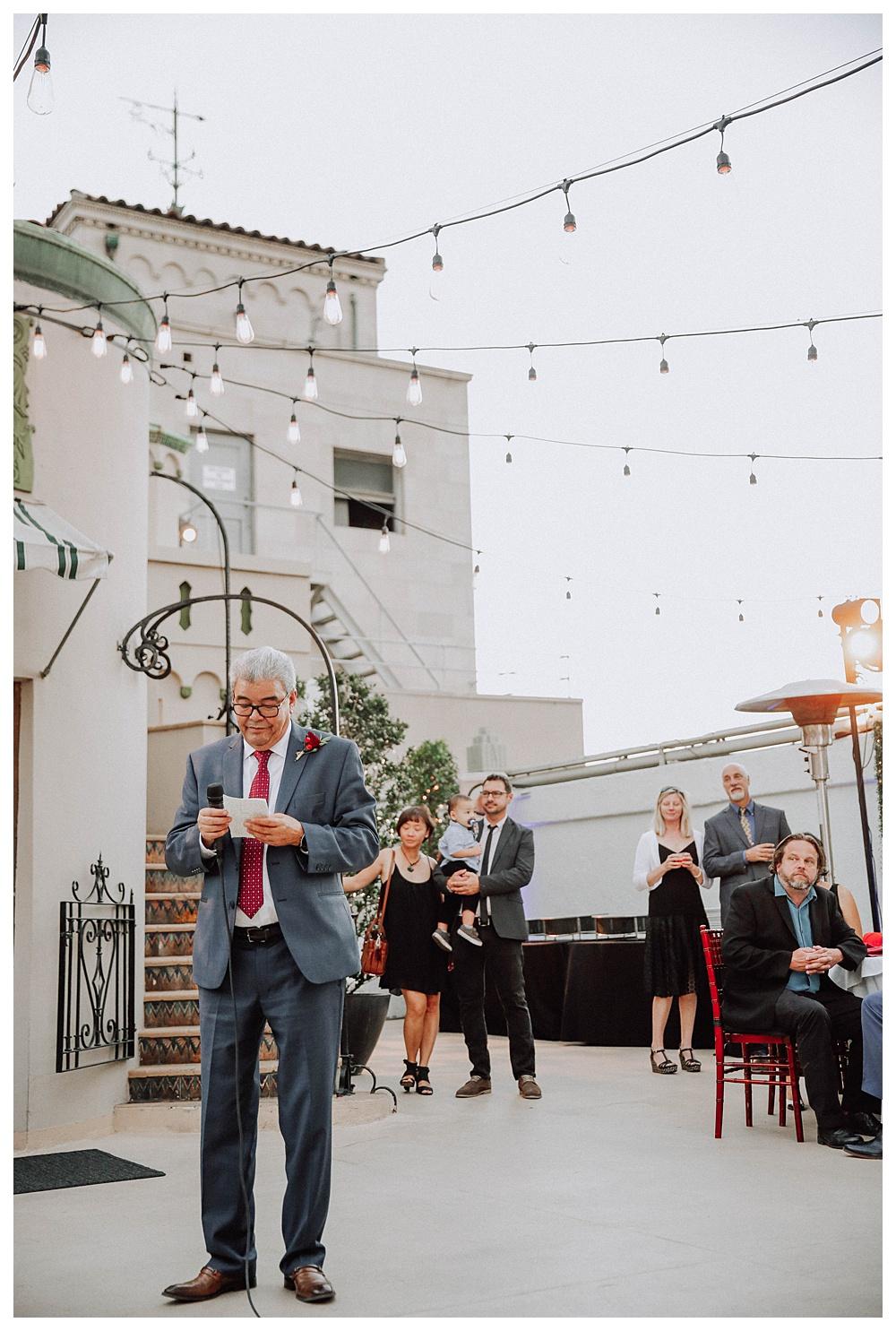 The Oviatt Penthouse | DTLA Los Angeles Wedding Photography