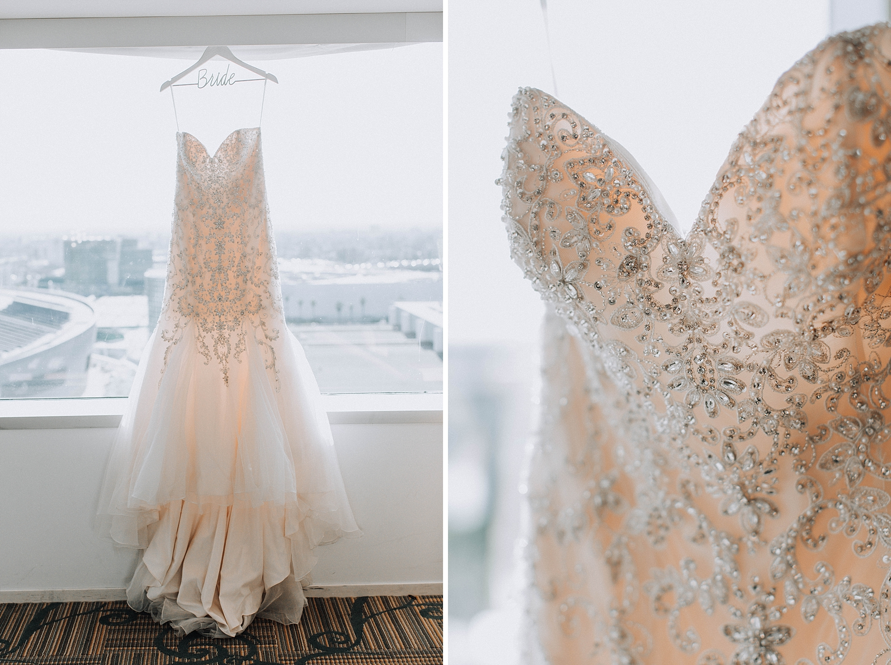 Wedding Dress Millwick Los Angeles