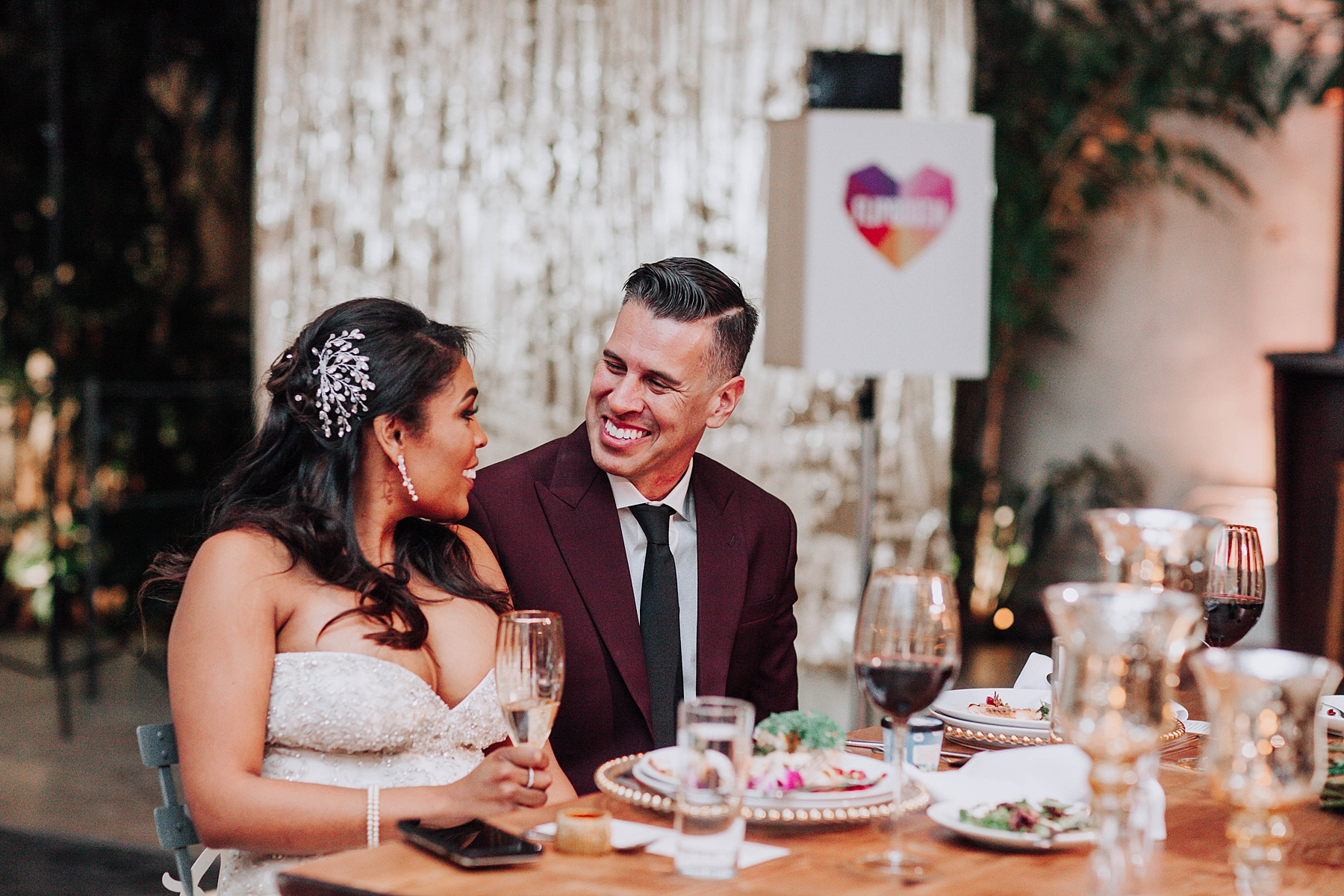 Bride and Groom Portraits, Millwick Downtown Los Angeles