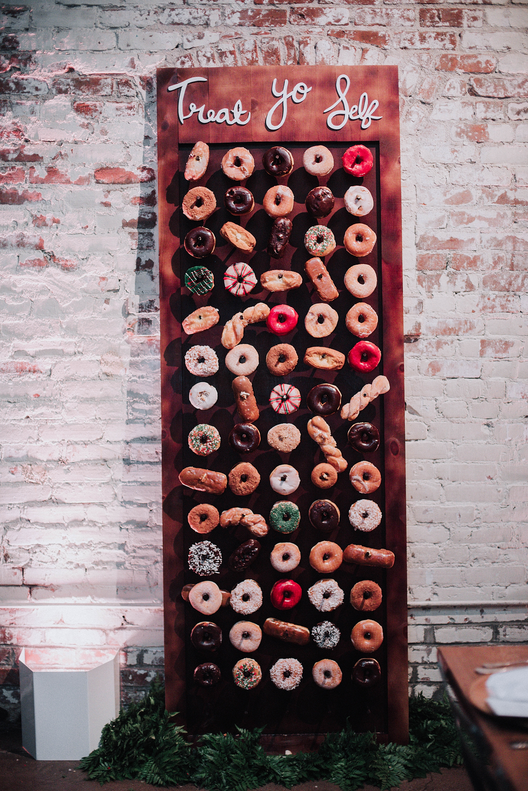 Donut Wall, Milwick Downtown Los Angeles