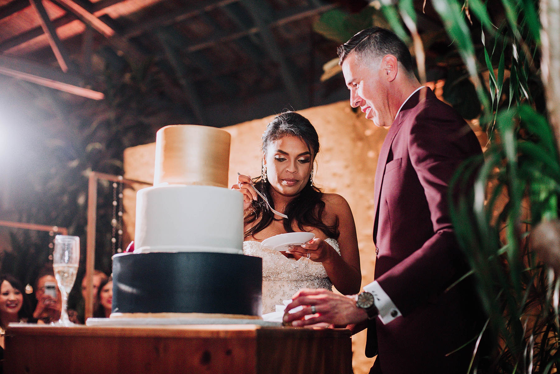 Cake Cutting, Millwick Downtown Los Angeles