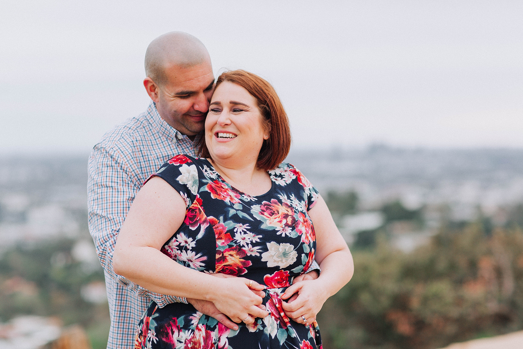 Griffith Park Observatory Engagement Shoot