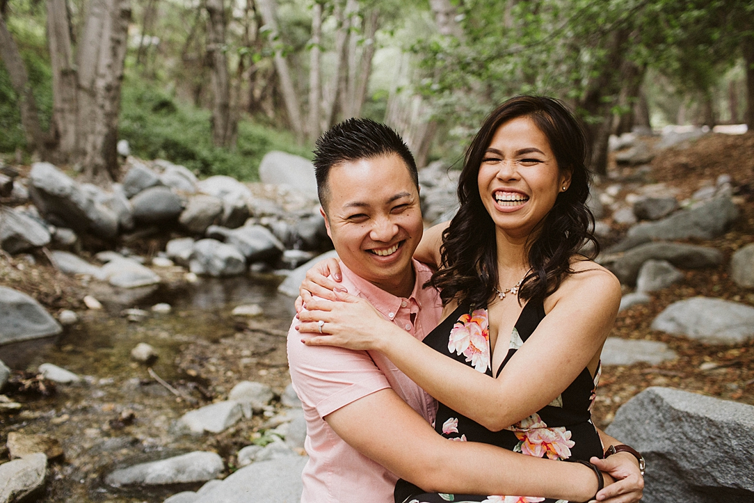 Angeles Crest Forest Engagement