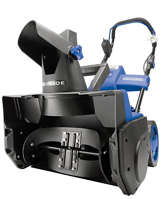 Snow Joe Cordless Snow Blower with Rechargeable 40-volt Battery -
