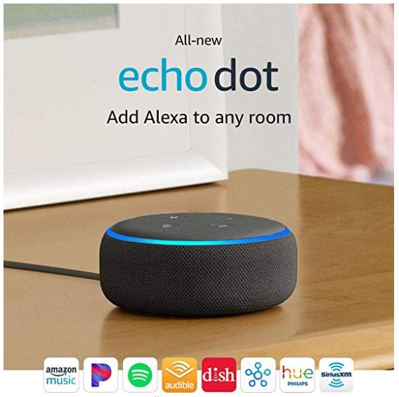 All-New Echo Dot -