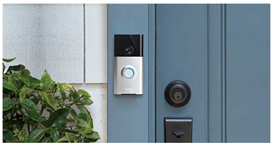 Ring Wi-Fi Enabled Video Doorbell -
