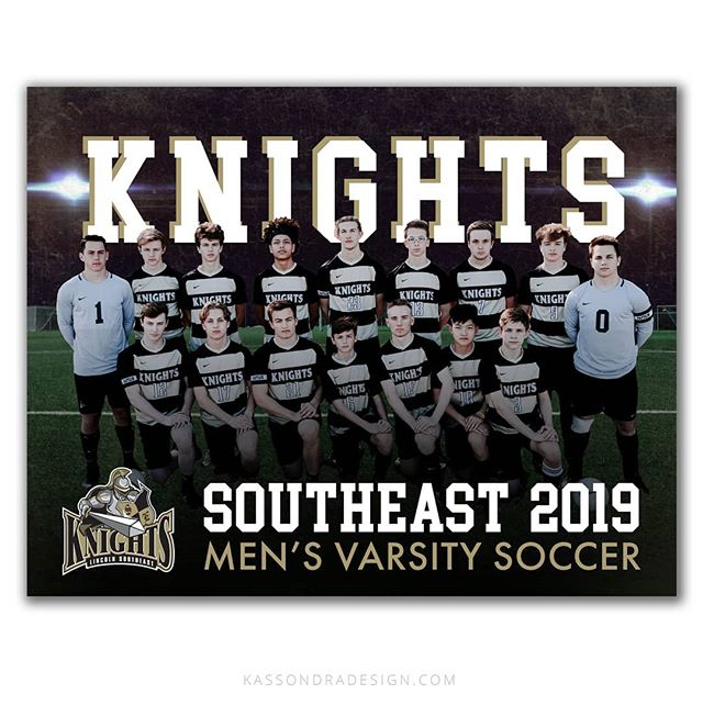 Team poster photographed and designed for Lincoln Southeast's men's soccer team.  #lincolnsoutheast #lincolnsoutheastknights #lincolnsoutheasthighschool #lincolnsoutheasths #lincolnhighschool #southeasthighschool #highschoolsoccer #seniors2019 #nebraskaseniorphotographer #sportsphotographer #lincolnseniorphotographer #nebraskaseniorphotographer #nebraskadesigner #graphicdesigner #smallbusinessdesigner #smallbusinessdesign #smallbusinessowner #freelancedesigner #freelancegraphicdesigner #entrepreneur #entrapreneurdesigner