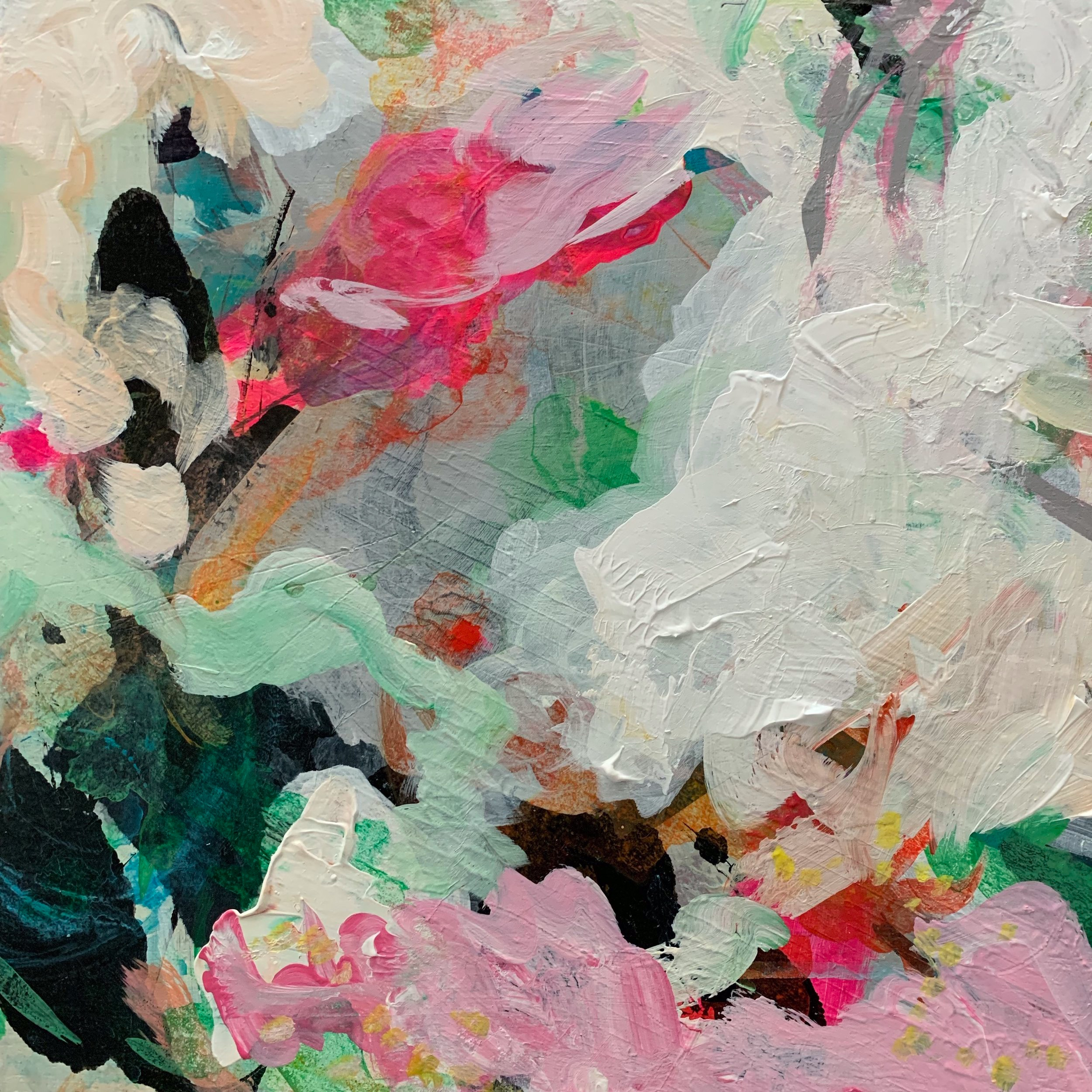 small bright abstracts -