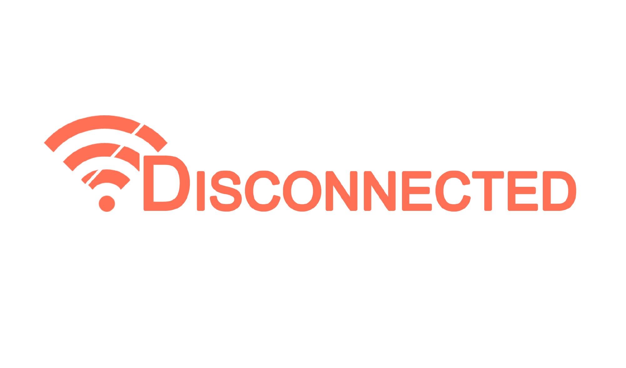 App UI - Disconnected