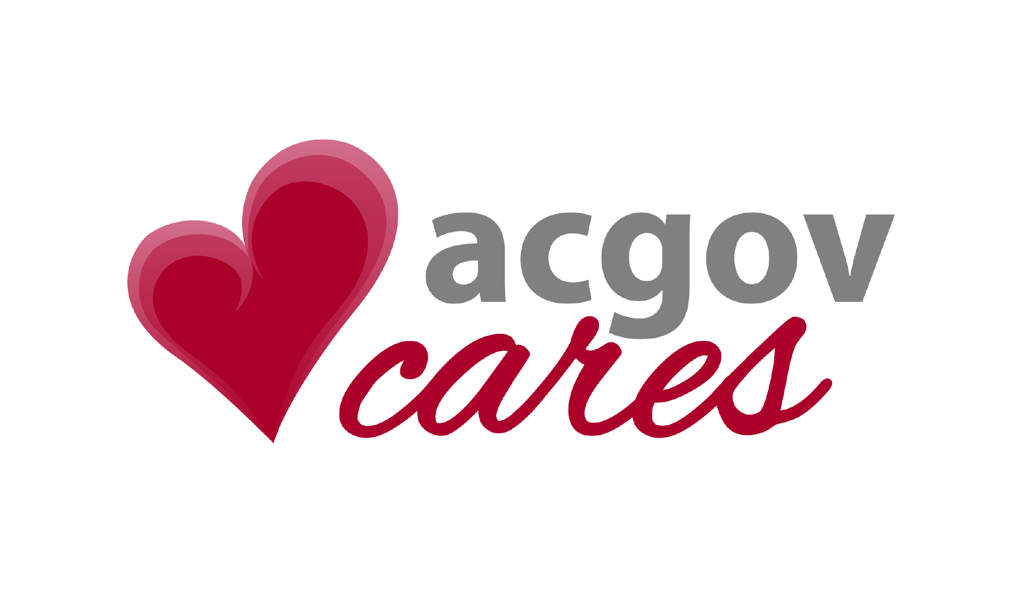 Brand Identity / Website / Social Media Campaign - ACGOV Cares