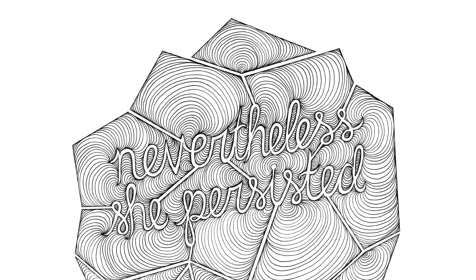 Apparel - Nevertheless She Persisted