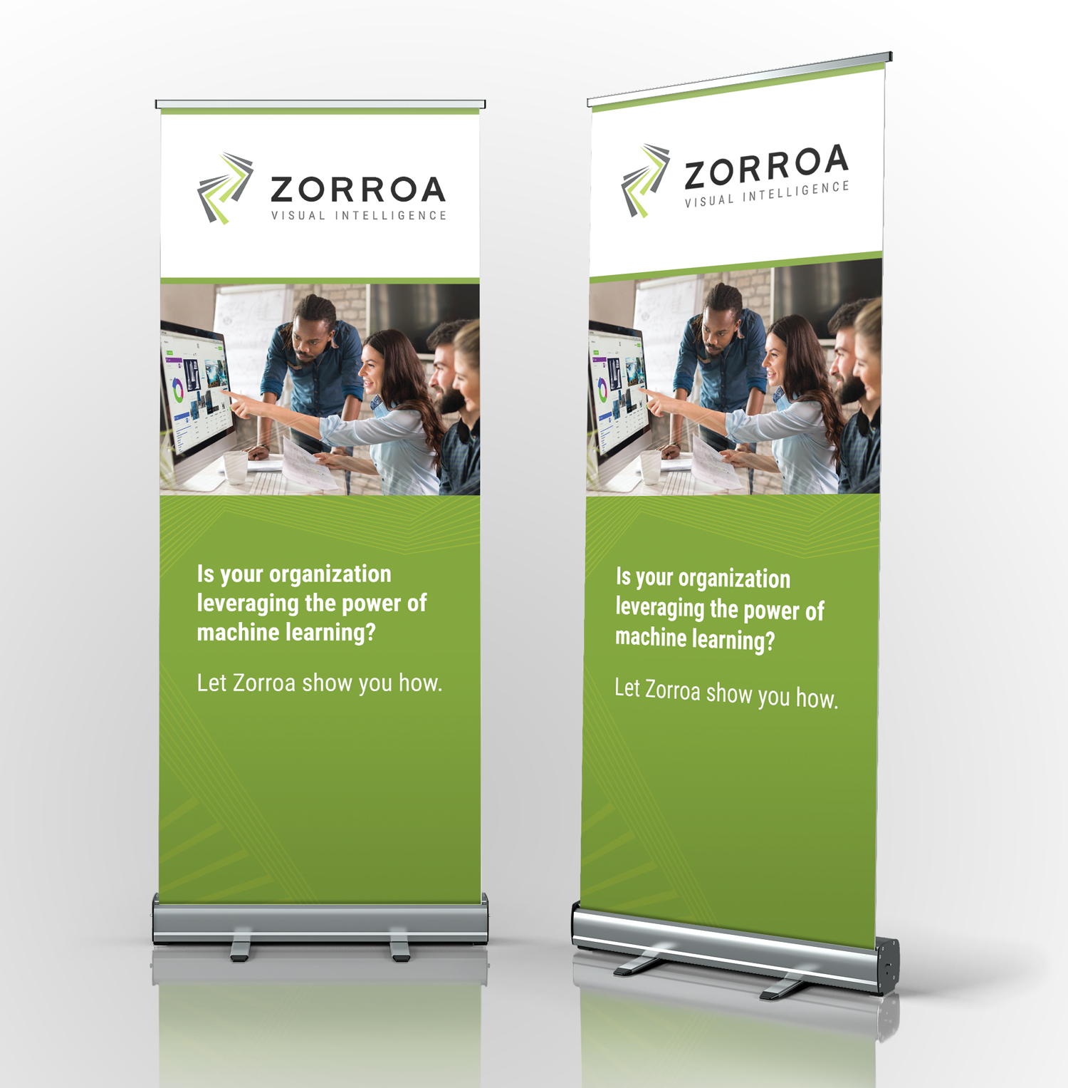 Stand-up Banner (Print) -