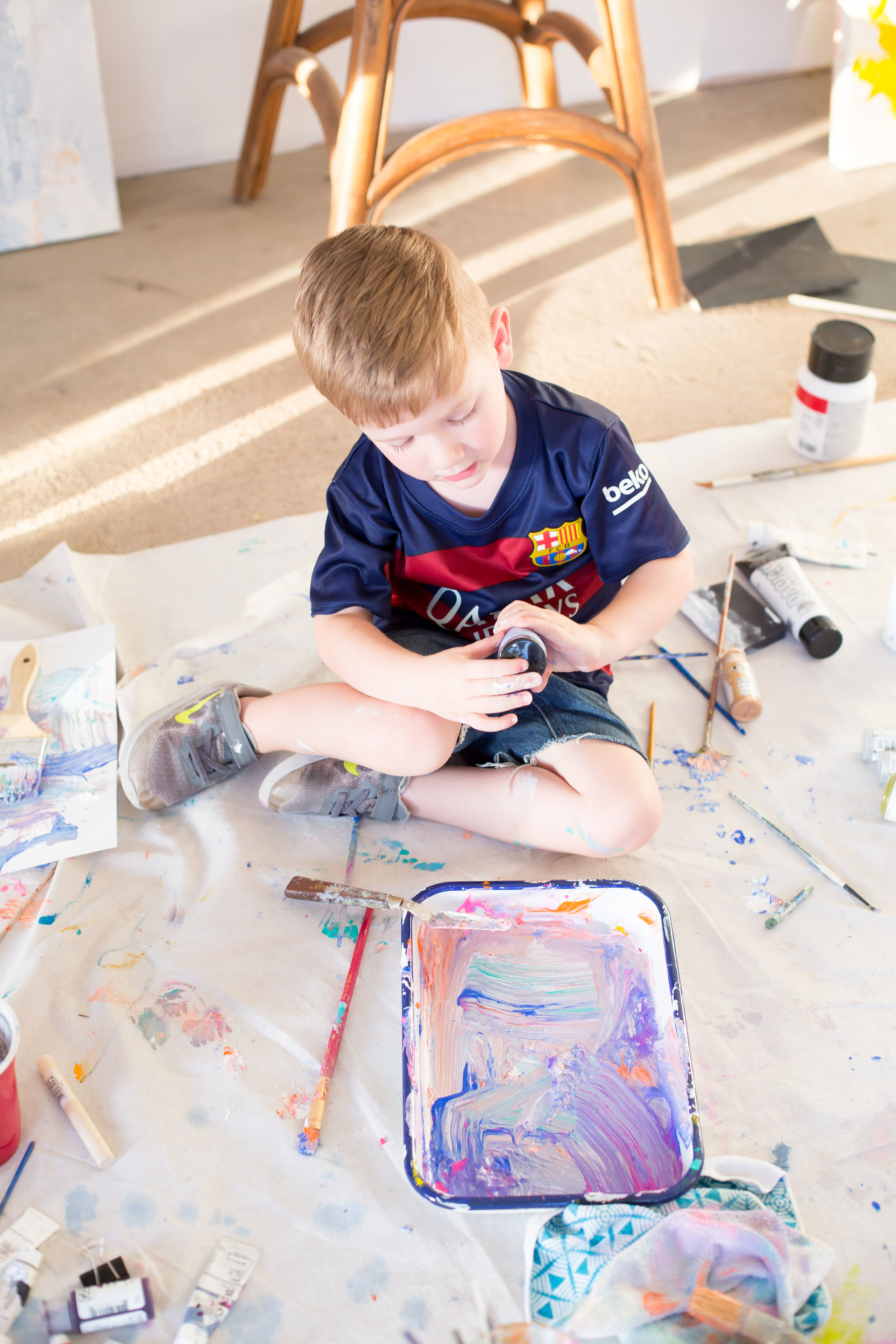 san-diego-branding-photographer-kids-painting-samantha-louise-marett-artist-2