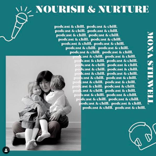 - Kilter & Mint Podcast | podcast : Mona Stilwell - nourish & nurture