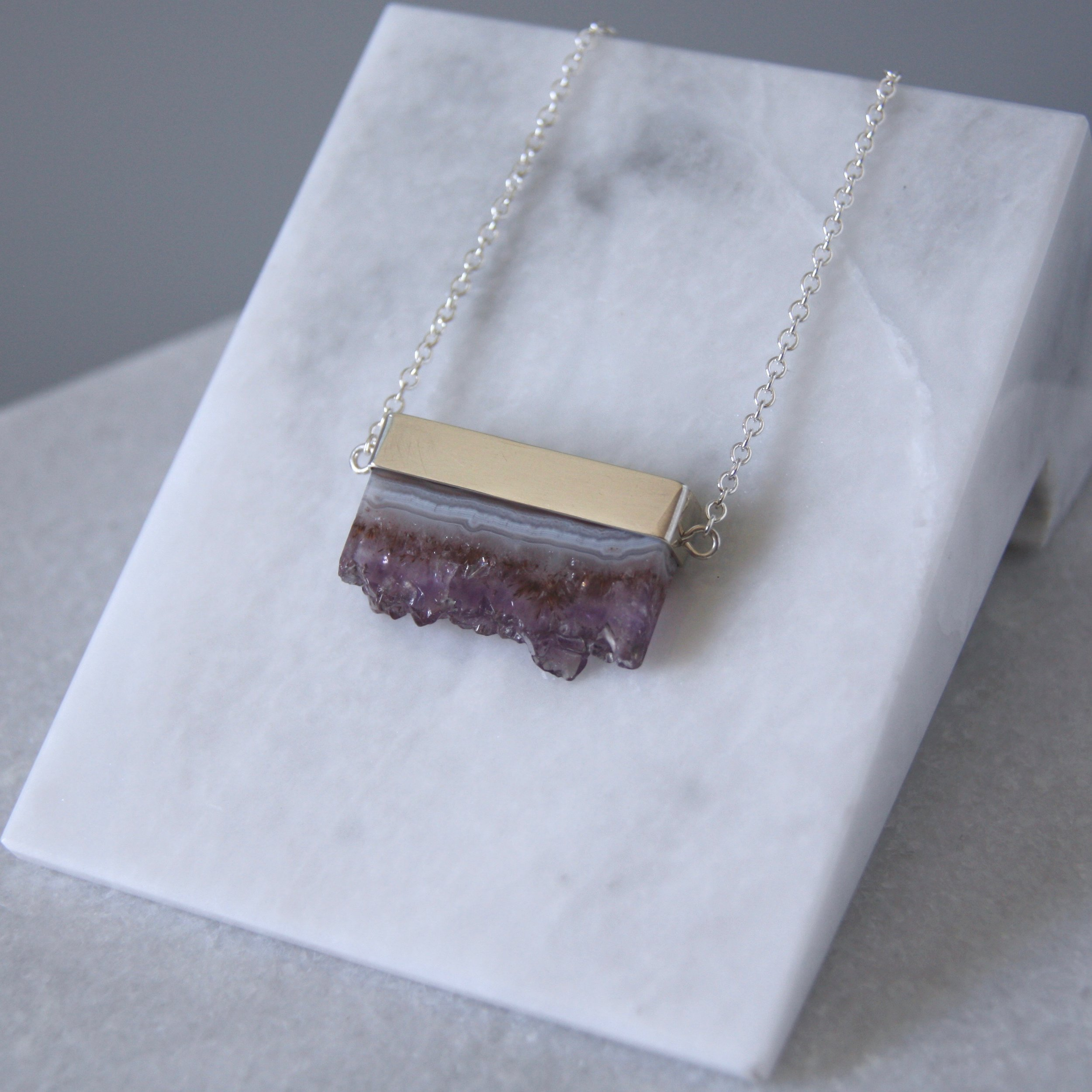 Modern Mineral Collection - Crystals and clean lines