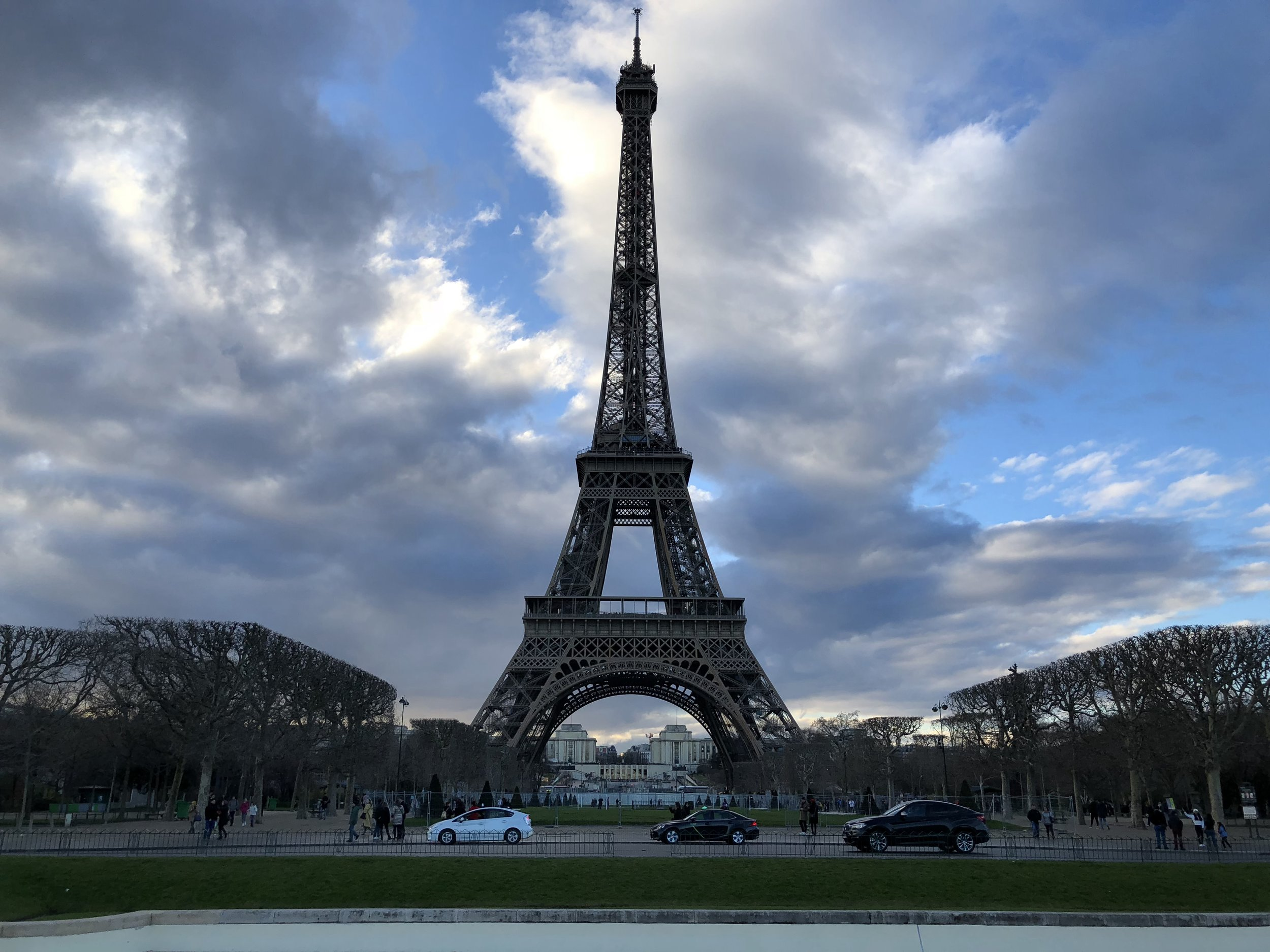Eiffel Tower in the daytime - Paris, France