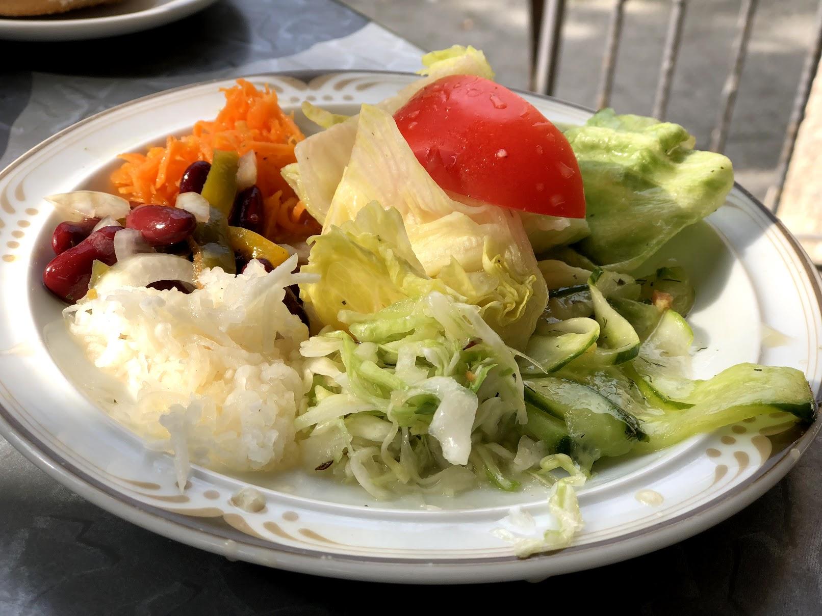 Small Side Salad