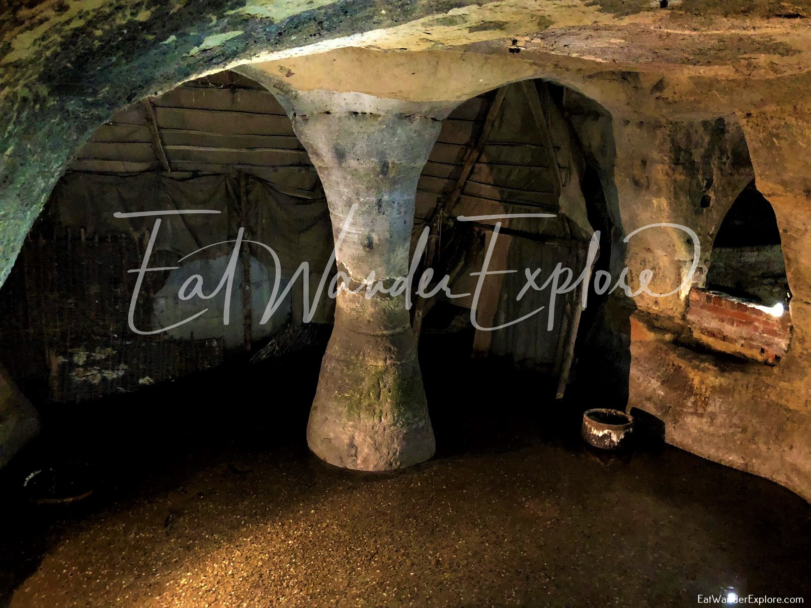 Cavern in the City of Caves Tour in Nottingham