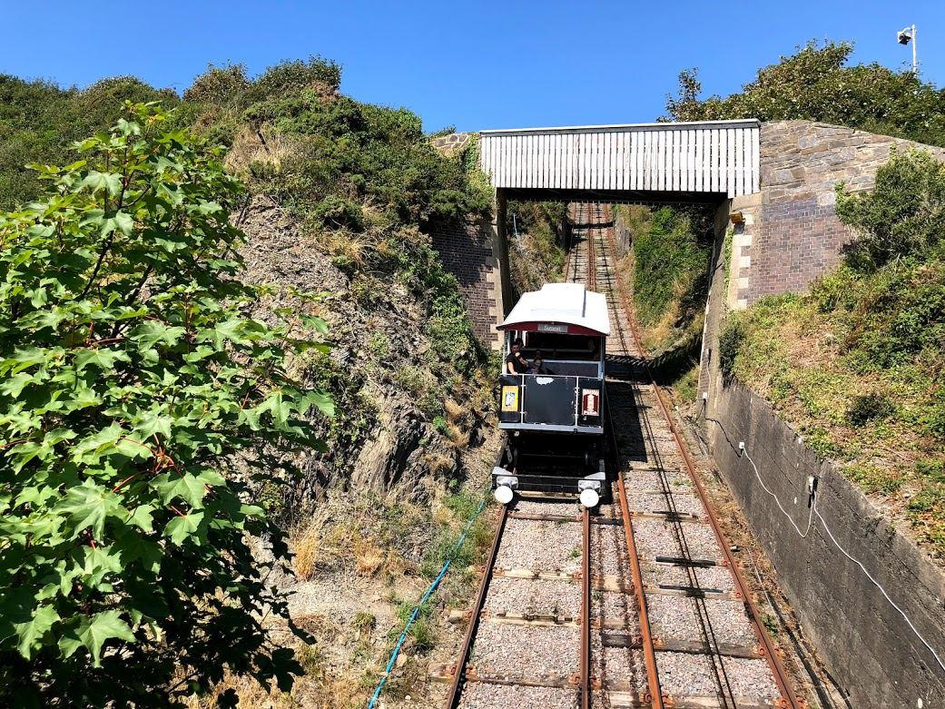 aberyswyth constitution hill funicular cable car.jpg