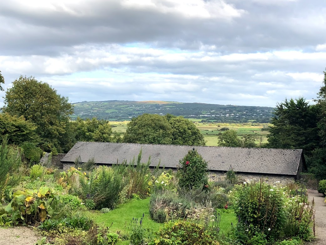 bunratty castle village garden view.jpg
