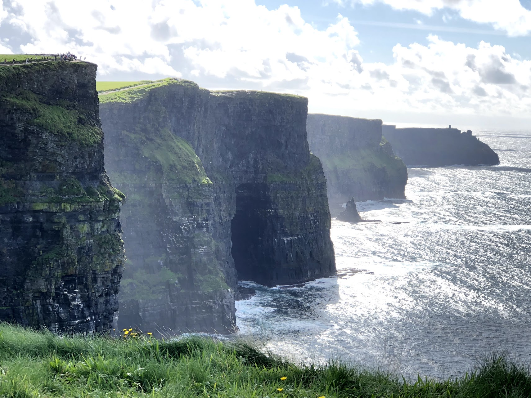 Cliffs of Moher Harry Potter