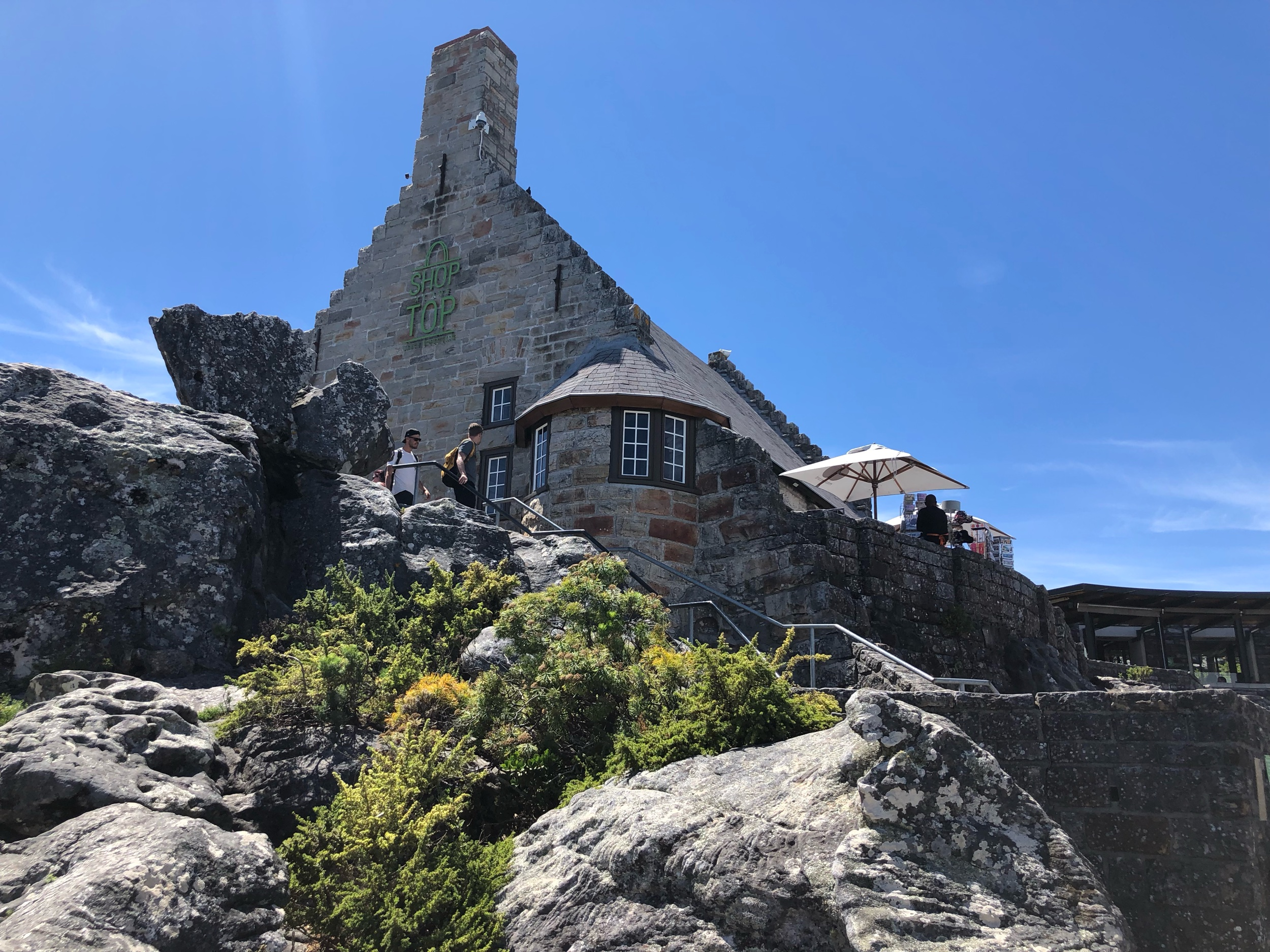 Table Mountain Restaurant and Shop
