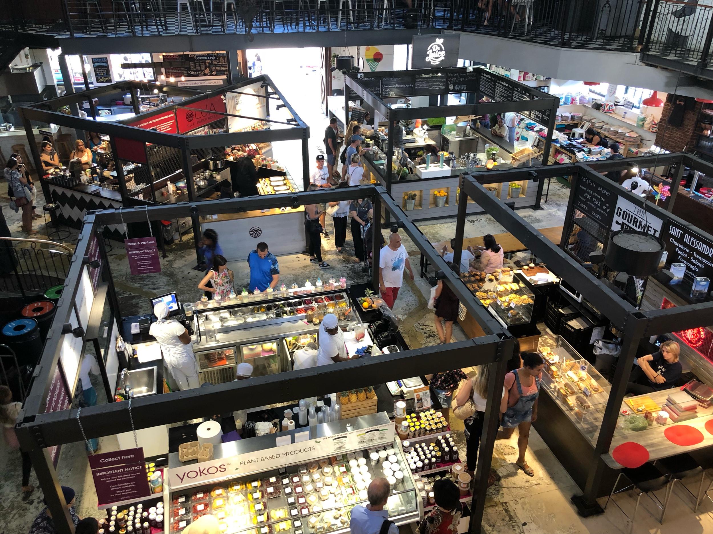 VA Waterfront Food Market