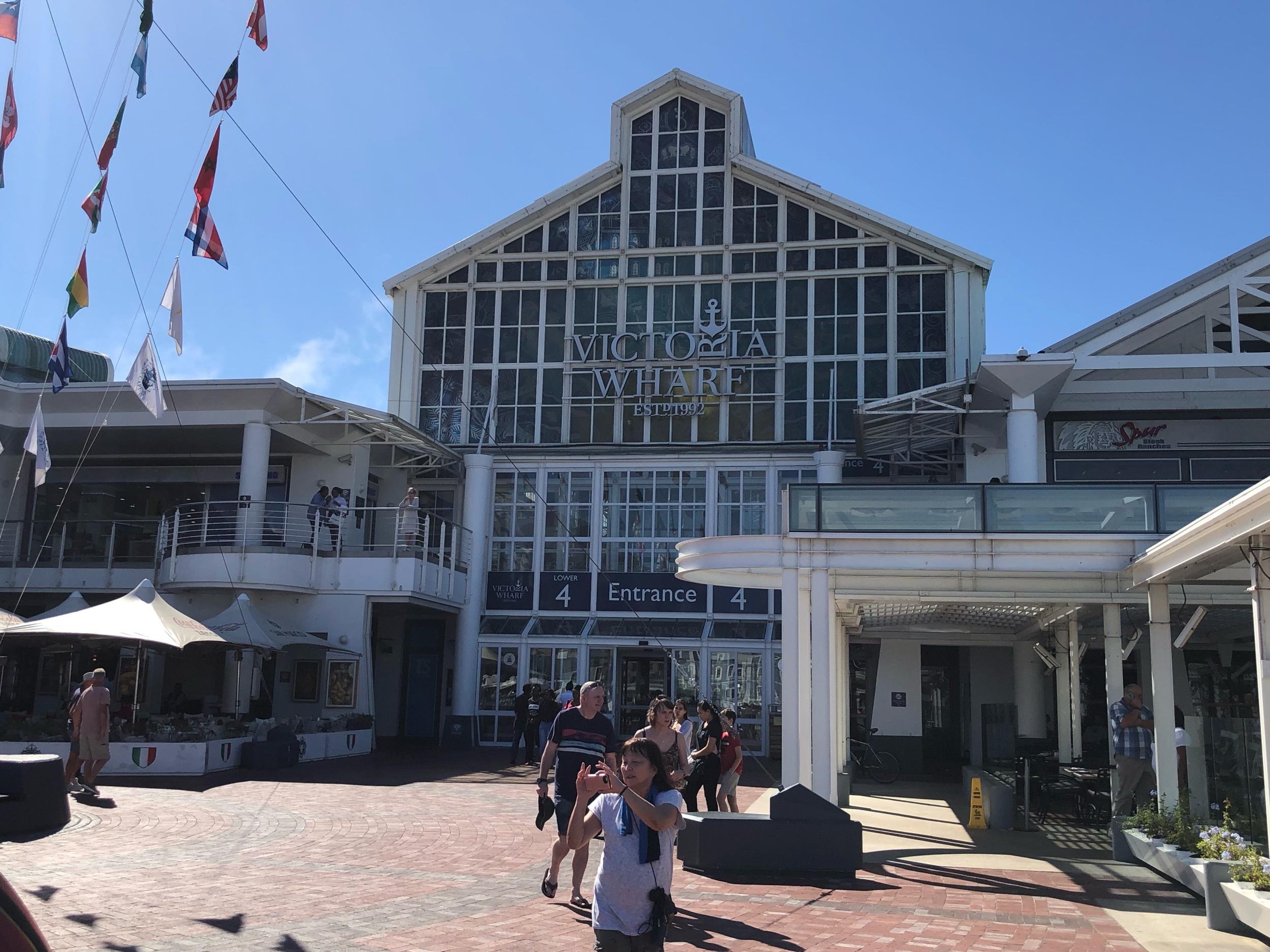 Victoria Wharf Mall Cape Town