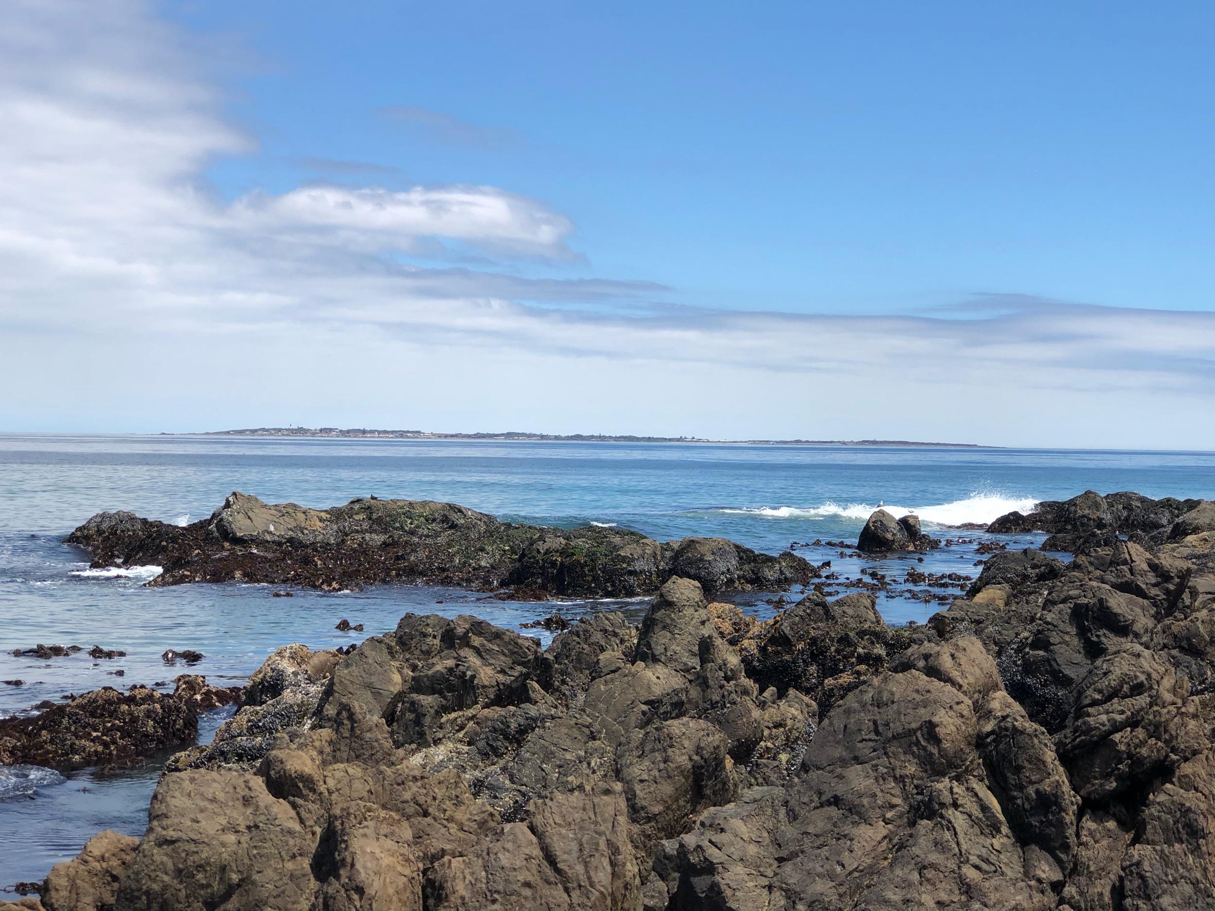 Cape Town Robben Island Ocean View