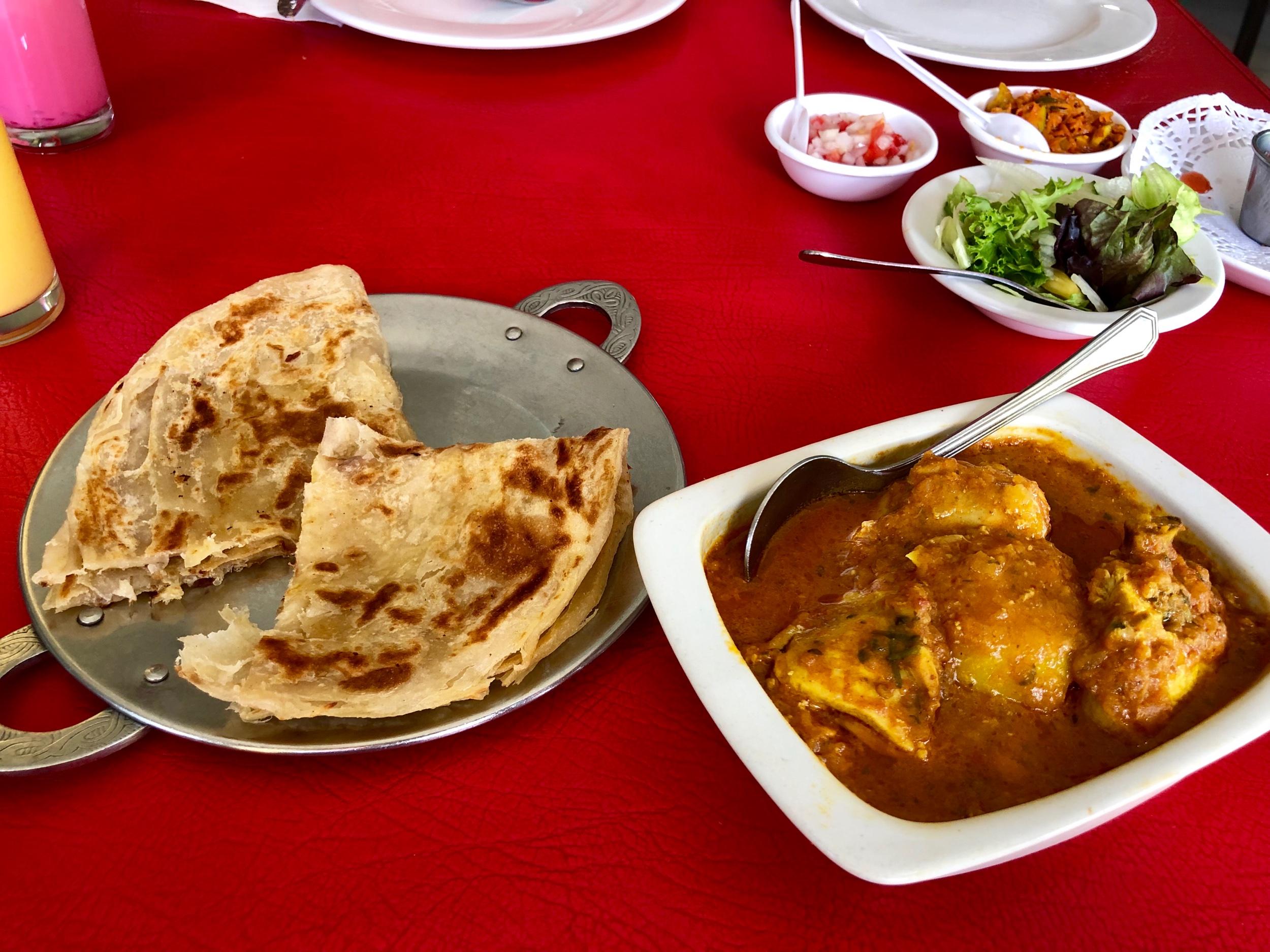 Cape Malay Curry Biesmiellah Restaurant