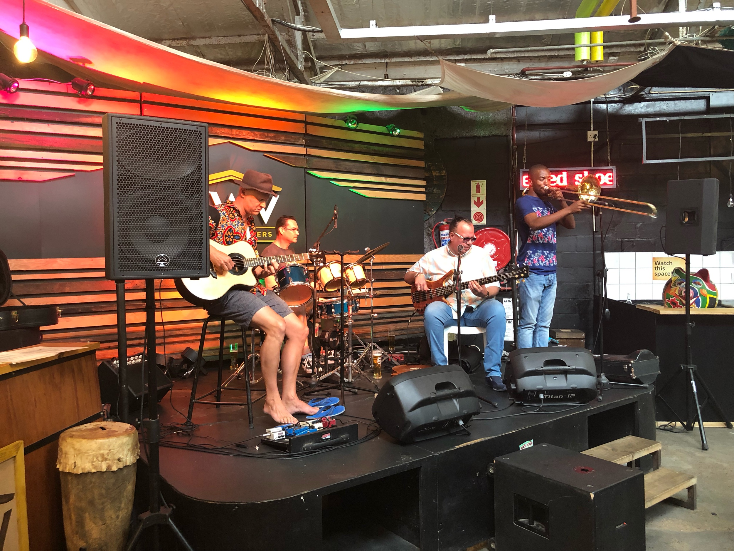 Live Music at Hout Bay Harbour Market