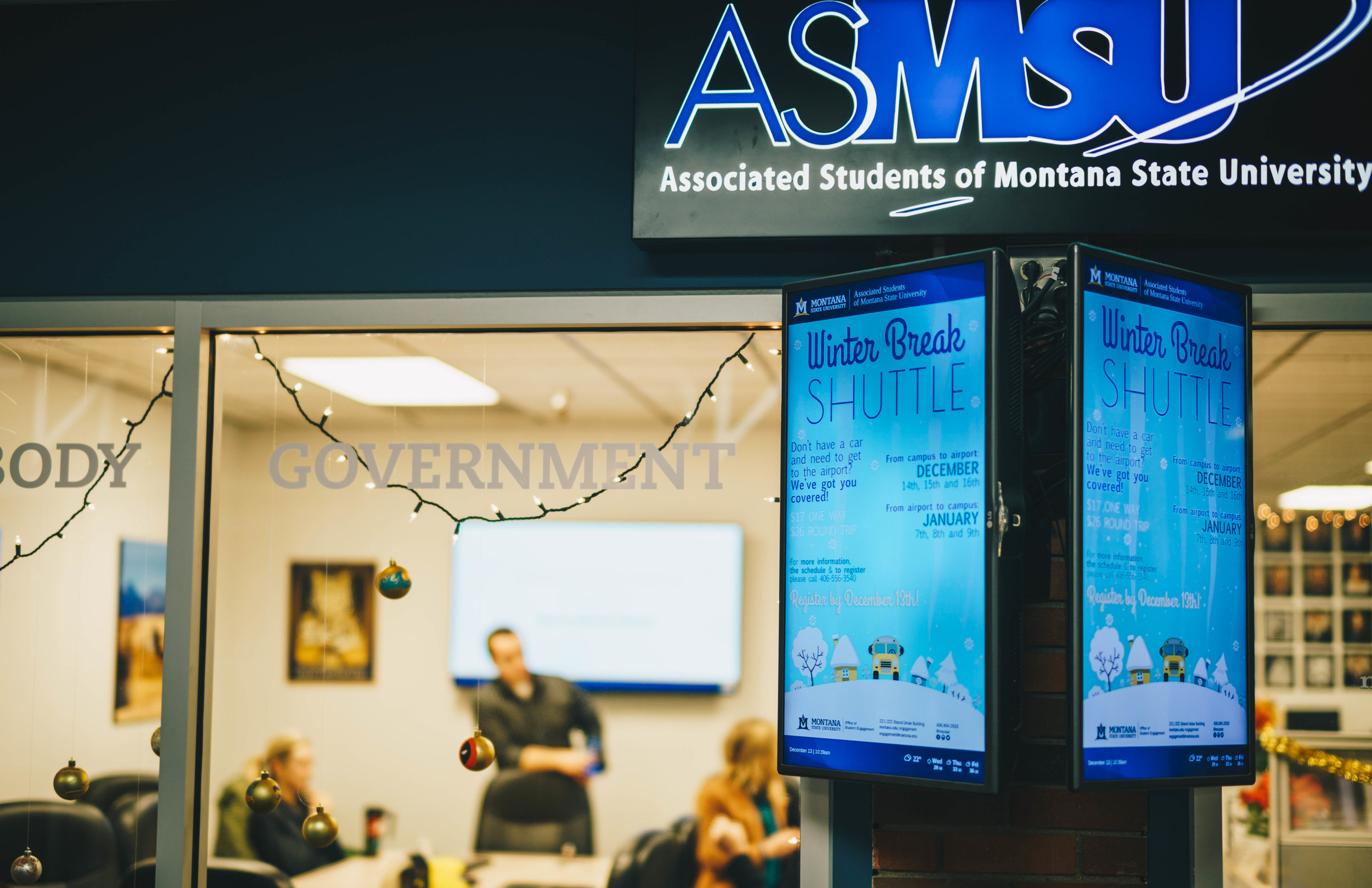 Our Team - ASMSU Student Legal Services, in partnership with Cromwell Law, PLLC, is dedicated to providing confidential and affordable legal counsel to Montana State University students.Stop by the ASMSU office, located in SUB 221, to make an appointment today!