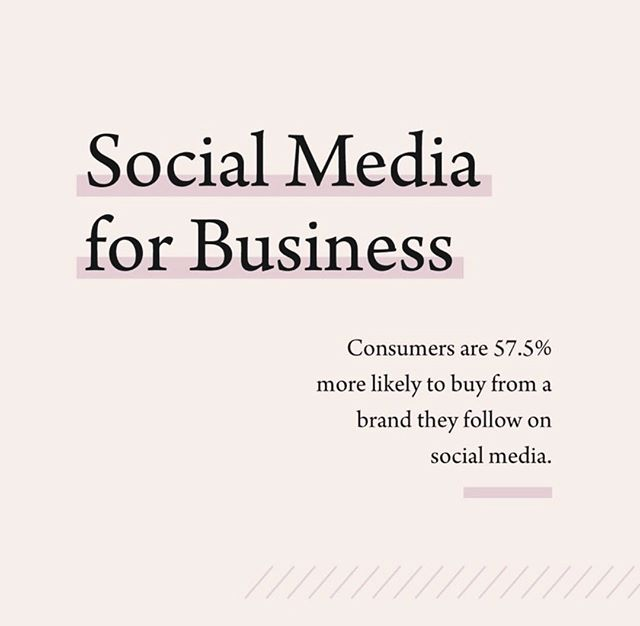 Did you know consumers are 57.5% more likely to buy from a brand they follow on social media? That's a huge number! It's all about developing your audience's trust and starting the conversation around your industry & brand, and the leads will start pouring in. Start building the conversation for your business today. ✨ #GGCreativeStudio #SomethingSocial 📸: @somethingsocial, stats by: @sproutsocial • • • • • #digitalmarketing #socialmedia #socialmediamarketing #socialmediaagency #socialmediamanagement #socialmediamarketing #digitalmedia #creativestudio #digitalagency #digitalcollective #collective #vancitybusiness #vancitybusinessbabes #viccitybusiness #viccitybusinessbabes #branding #graphicdesign #webdevelopment #appdevelopment #boutiquebusinesses #creativedesign #brandingagency #influencermarketing #digitalstudio #elevateyourbrand