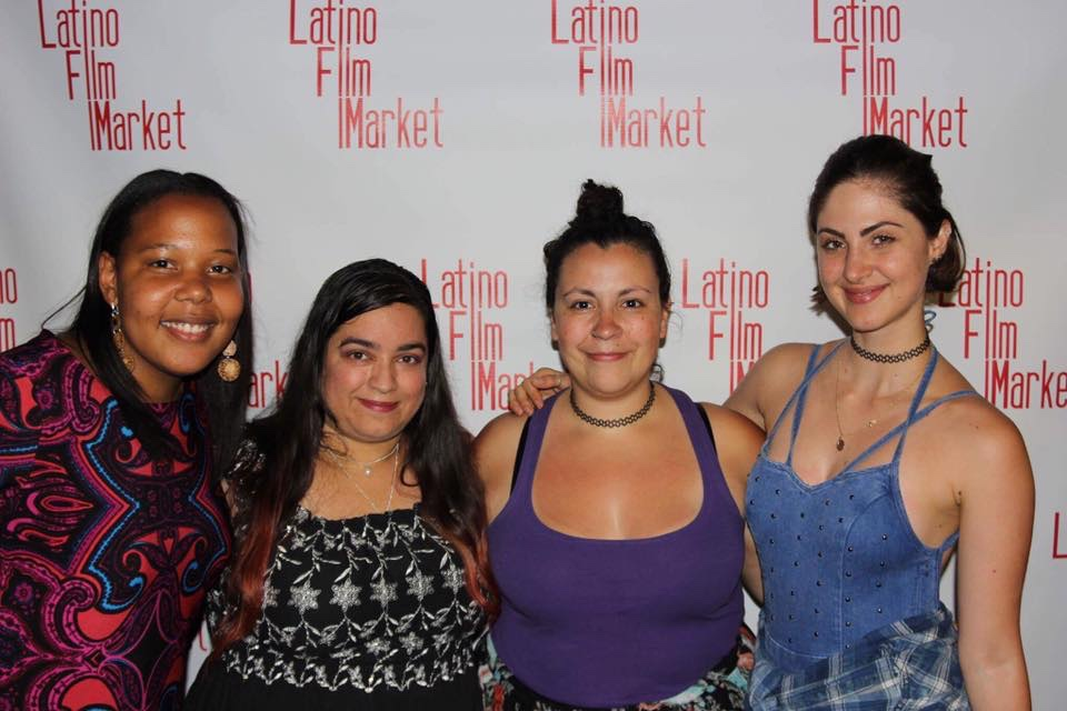 Latina Actresses at the LATINO FILM MARKET 2017