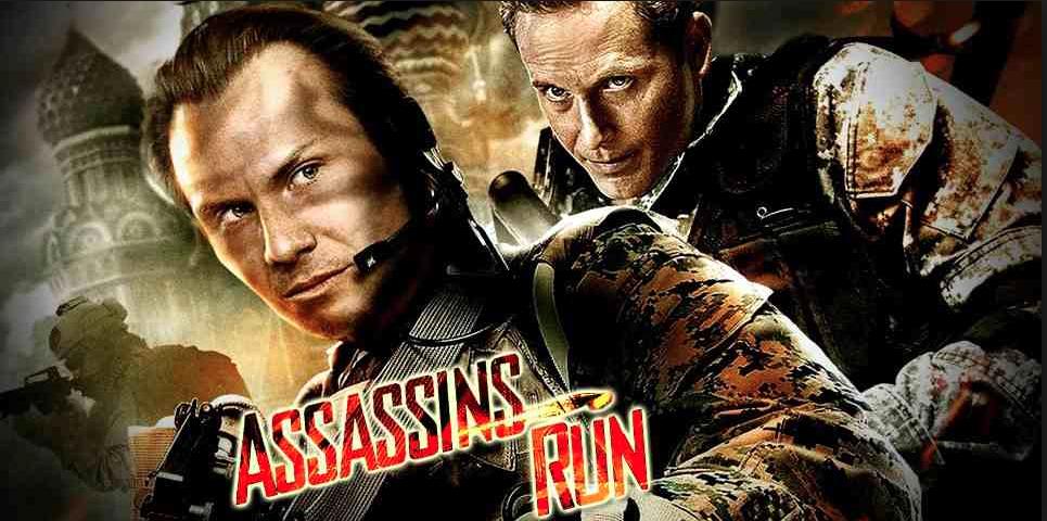 'Assassins Run' directed by Robert Crombie and Sofya Skya
