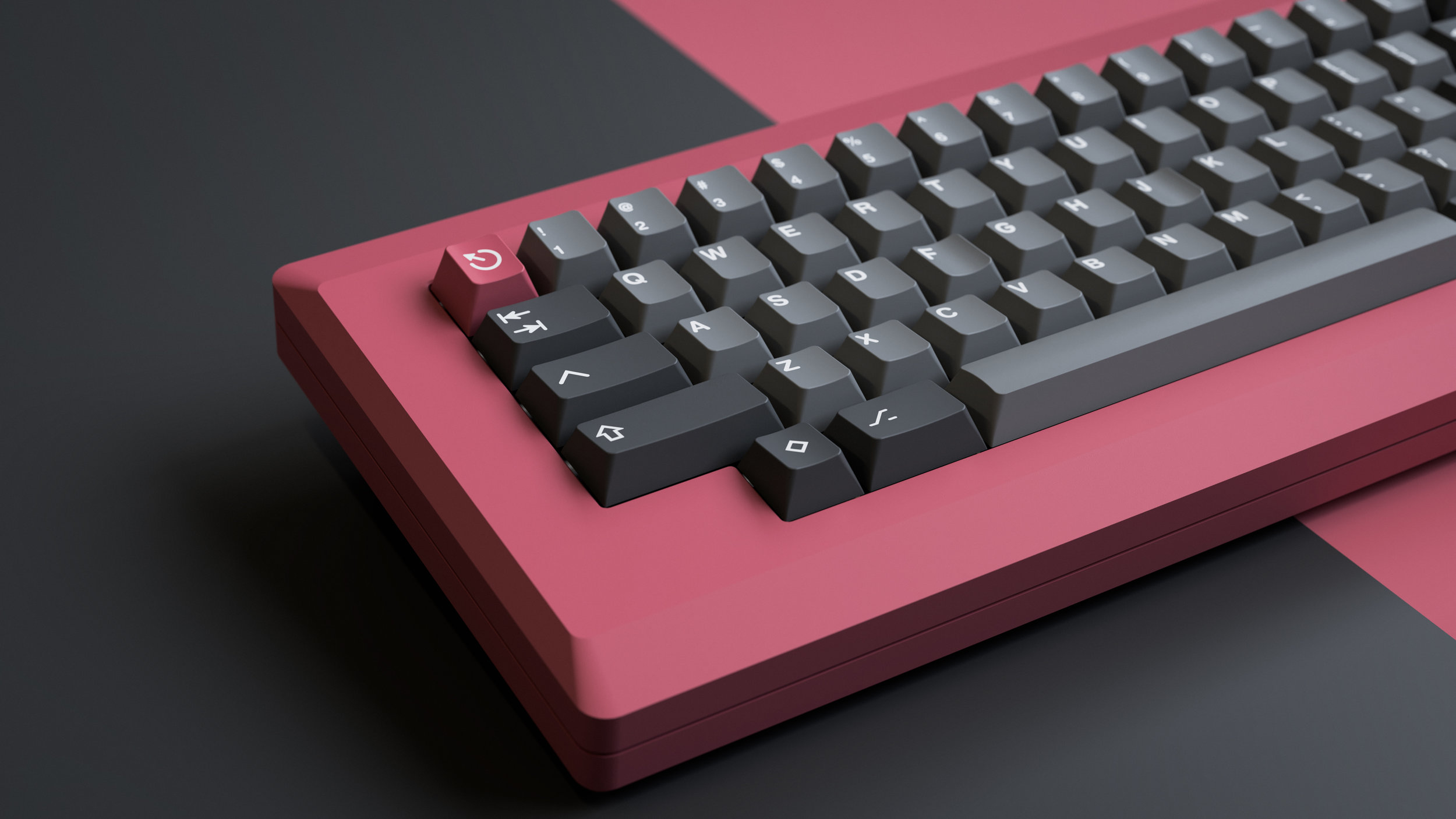 Modern M0110 by Clavier and Deskcandy