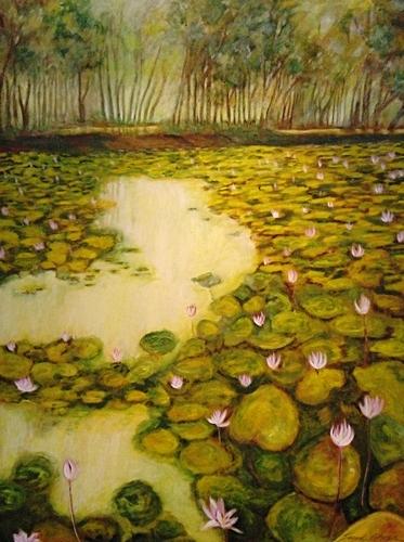 """""""A Golden Pond"""""""