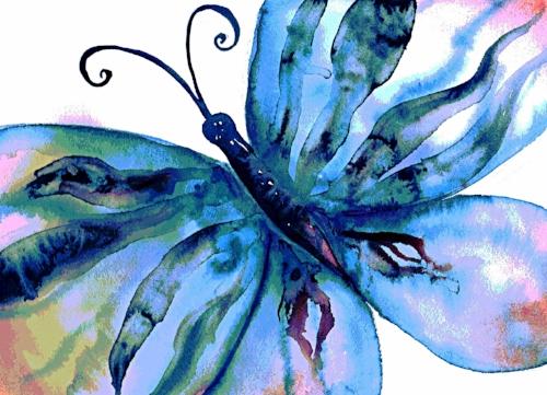 """""""Butterfly Blues"""""""